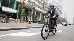 Fietsen op een e-bike onveilig? Da's een fabeltje!